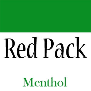 Red Pack Menthol
